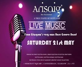 Live Music Night at Arisaig
