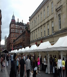 Merchant City Festival Craft Fair