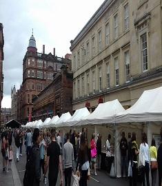 Merchant City Festival Craft Fair