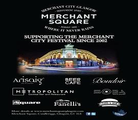 Coming Soon - Merchant City Festival 2017