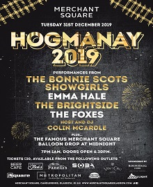 Spend Hogmanay in Merchant Square!