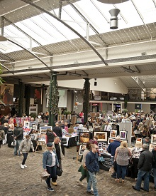 Merchant Square's Craft Fair is Back!