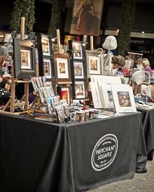 Merchant Square Weekend Craft Fair